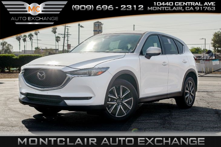 2017 Mazda CX-5 Grand Touring(BLUETOOTH, AC, BACKUP CAMERA)