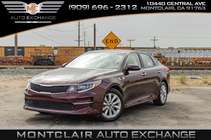 2018 Kia Optima LX(BLUETOOTH, AC, BACK-UP CAMERA)