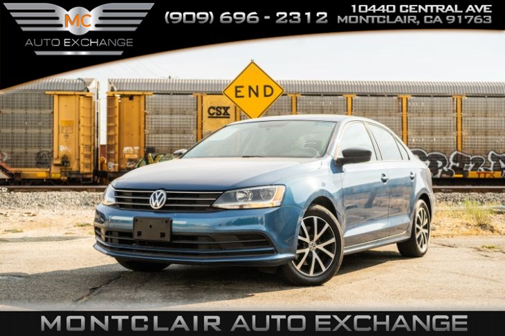 2016 Volkswagen Jetta Sedan 1.4T SE ( Backup Camera, Bluetooth, Keyless Start)