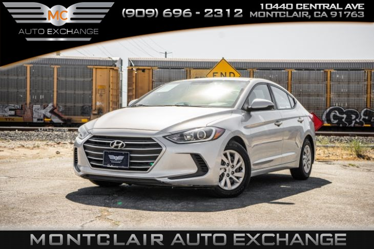 2017 Hyundai Elantra SE (Bluetooth, Gas Saver, Bucket Seats)