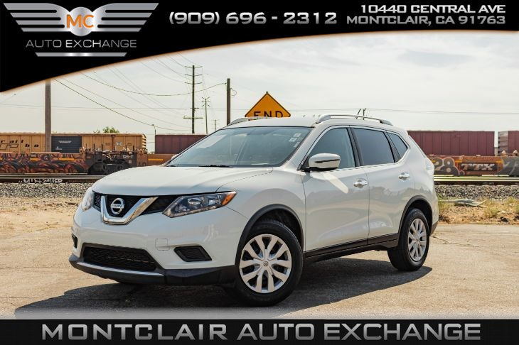 2016 Nissan Rogue S (BACKUP CAM, BLUETOOTH, KEYLESS ENTRY)