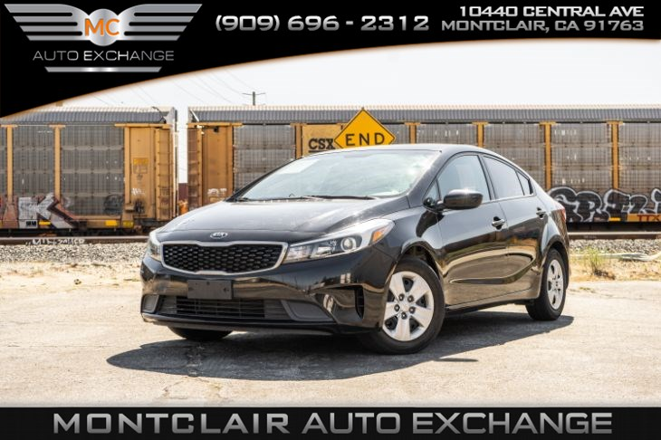 2017 Kia Forte LX ( Bucket Seats, Bluetooth, Gas Saver)