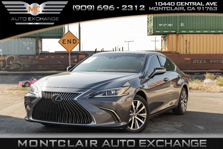 2019 Lexus ES ES 350 (Bluetooth & Back Up Camera)