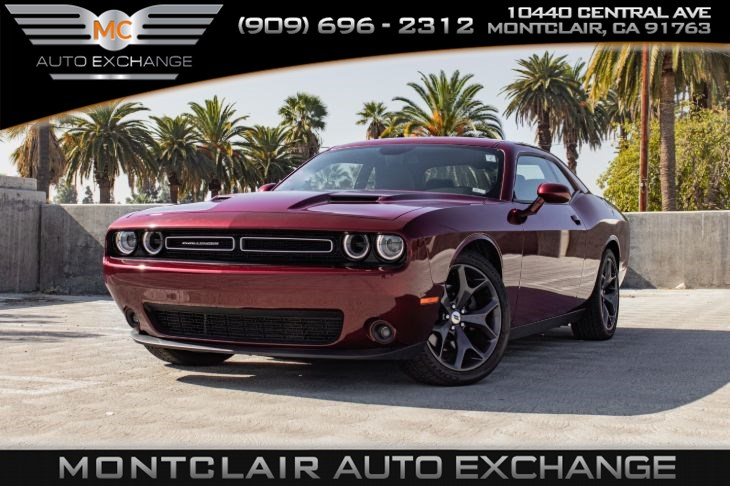 2017 Dodge Challenger SXT Plus(BLUETOOTH & BACK-UP CAMERA)