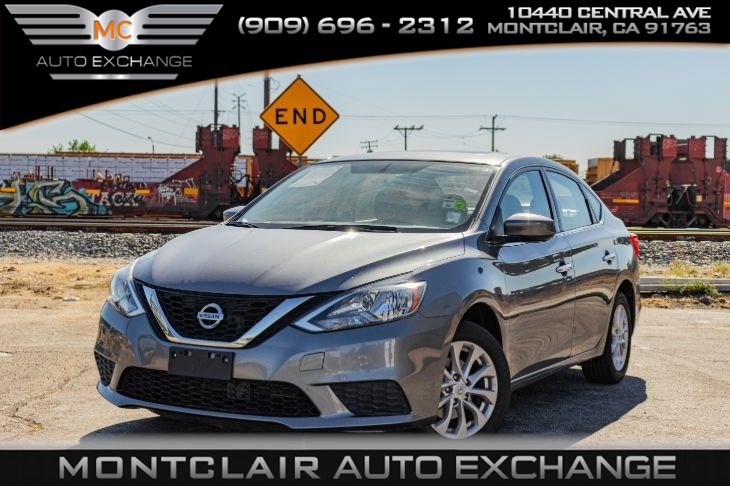 2017 Nissan Sentra SV(BACK UP CAM, BLUETOOTH, GAS SAVER)