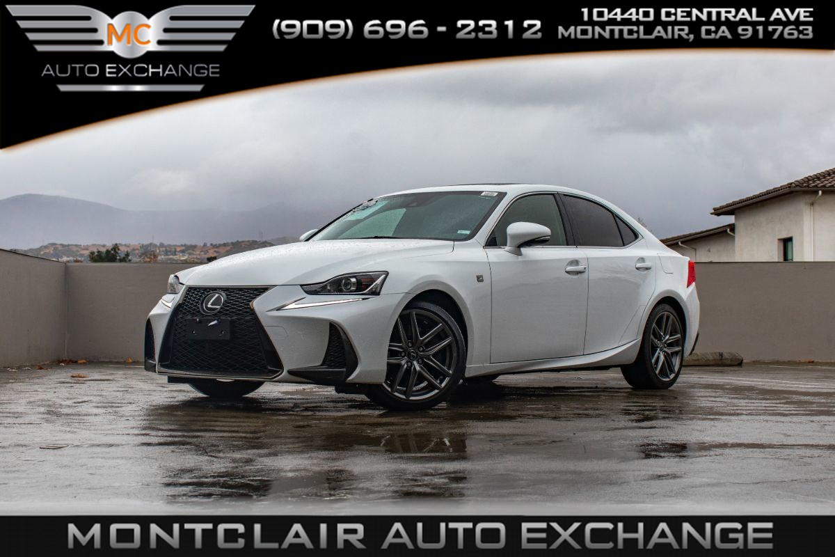 2017 Lexus IS IS 350