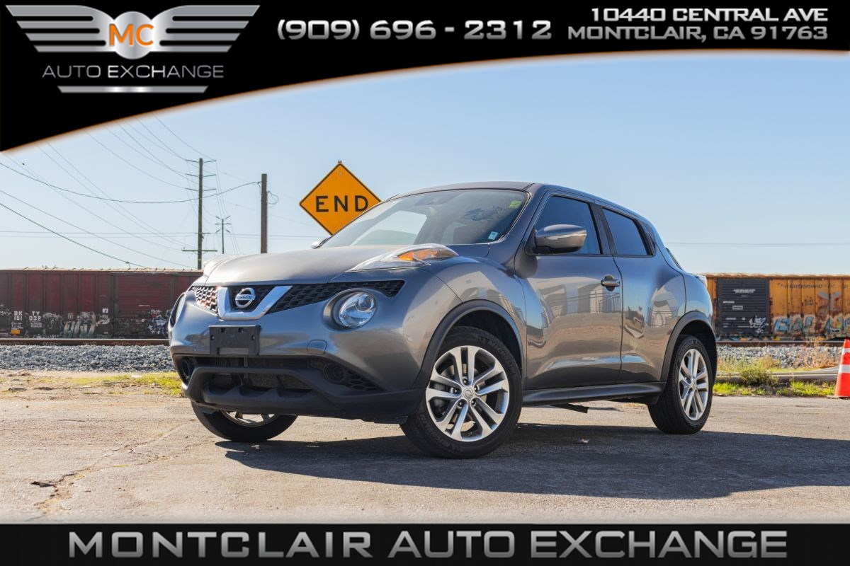 2016 Nissan JUKE S(BLUETOOTH CONNECTION & KEYLESS ENTRY)