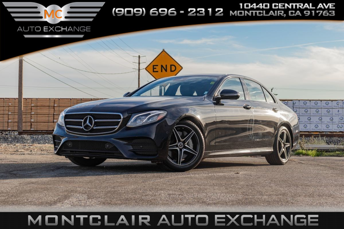 2018 Mercedes-Benz E 300 RWD Sedan(PREMIUM PKG 2, BLUETOOTH, BUCKET SEATS)