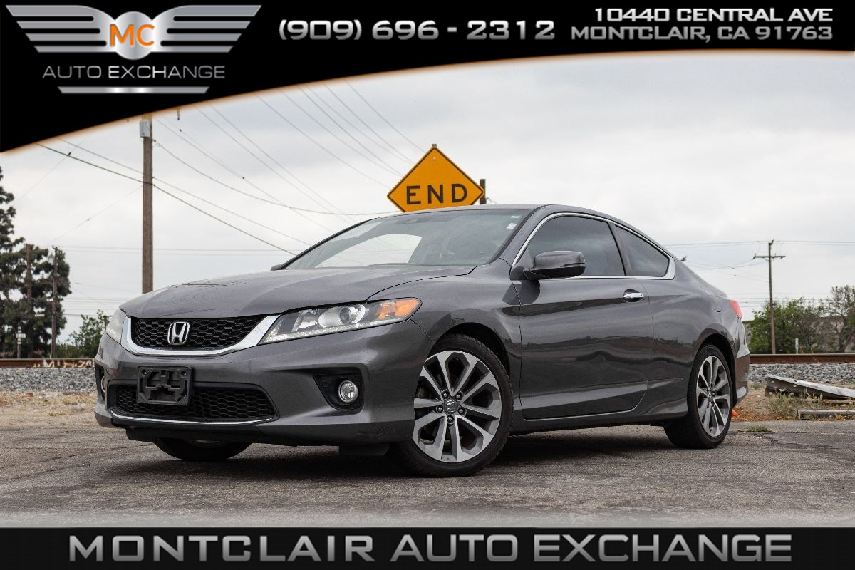 2013 Honda Accord Cpe EX-L