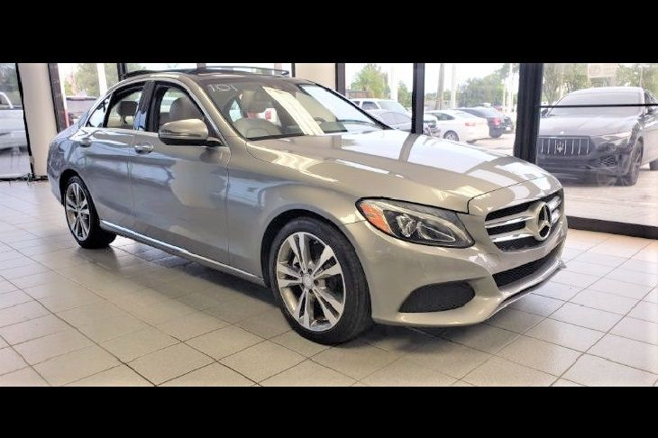 2016 Mercedes-Benz C 300 Luxury Sedan