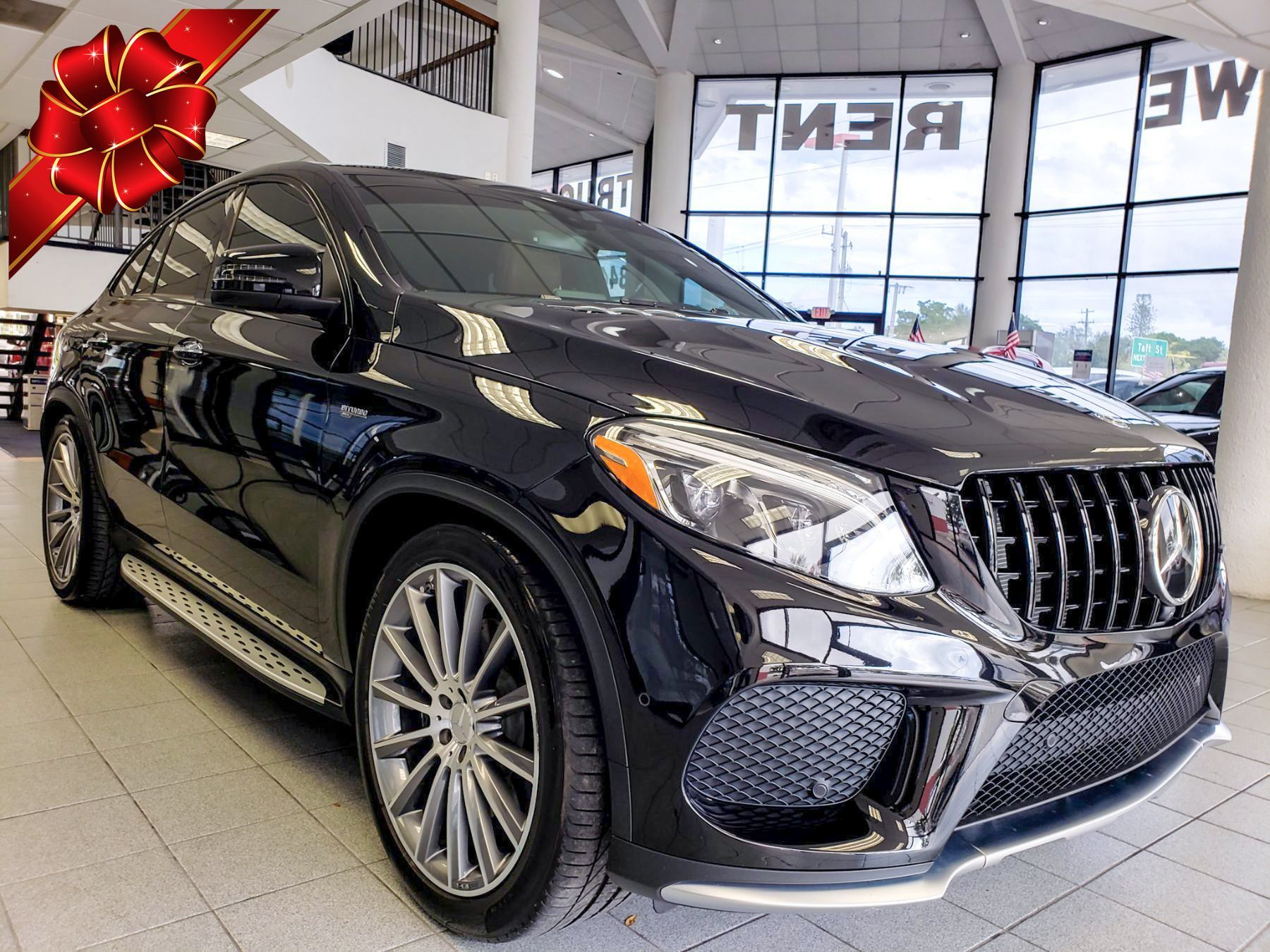 2018 Mercedes-Benz AMG GLE 43 4MATIC Coupe