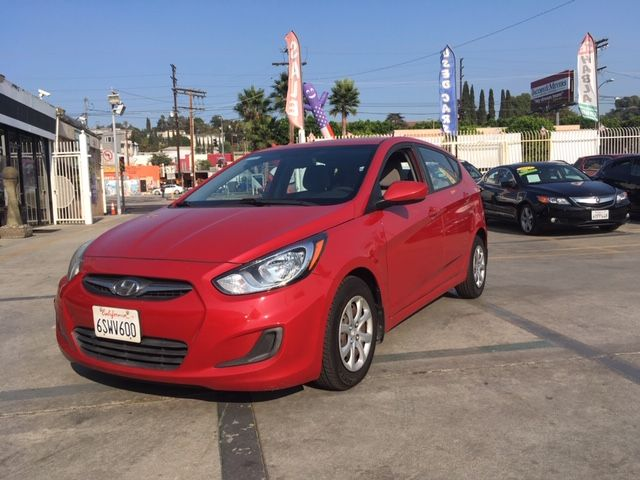 2012 Hyundai Accent GS