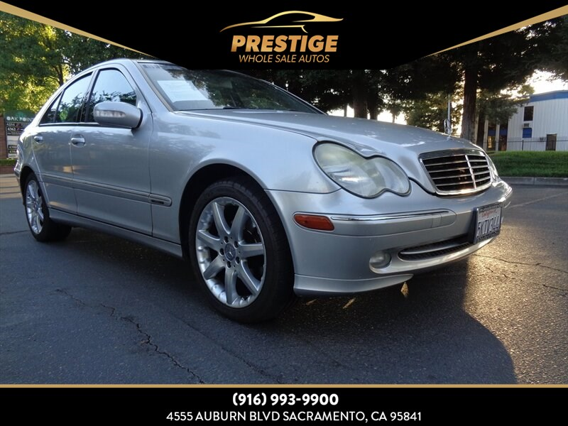 2004 Mercedes-Benz C230 Sport Sedan Automatic