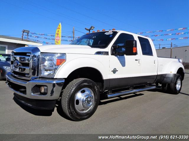 2014 Ford Super Duty F-350 DRW Lariat