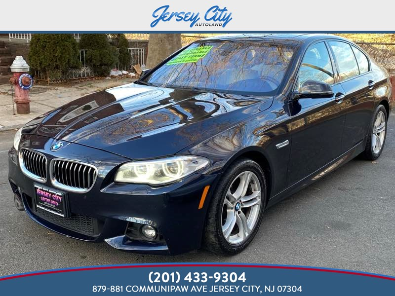 2014 BMW 5 Series 528i xDrive M Package
