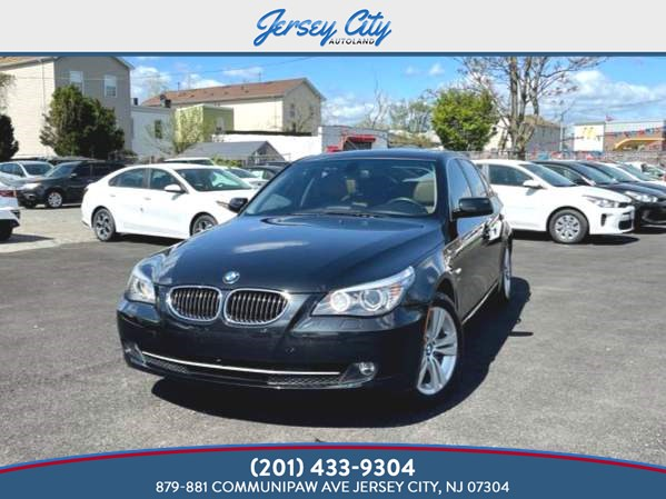2009 BMW 5 Series 528i xDrive