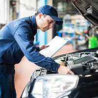 Free Inspection with Purchase of Oil Change