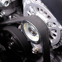 Timing Belt/Water Pump Service
