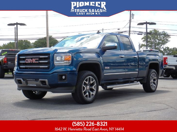 2015 GMC Sierra 1500 SLE ALL TERRAIN Z71