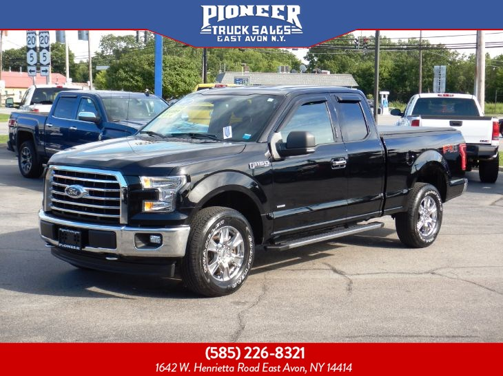 2017 Ford F-150 XLT FX4 302A