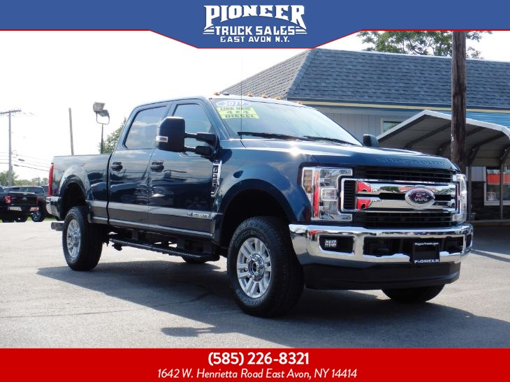 2019 Ford Super Duty F-250 SRW XLT FX4 POWERSTROKE DIESEL