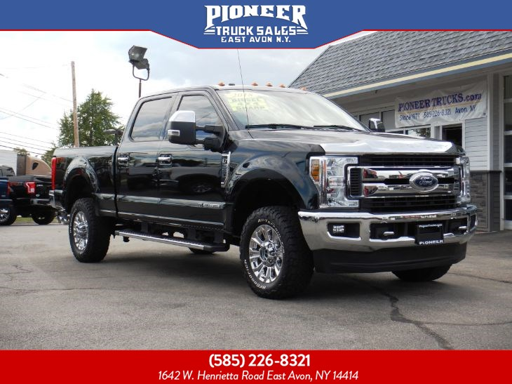 2018 Ford Super Duty F-350 SRW XLT FX4 POWERSTROKE DIESEL