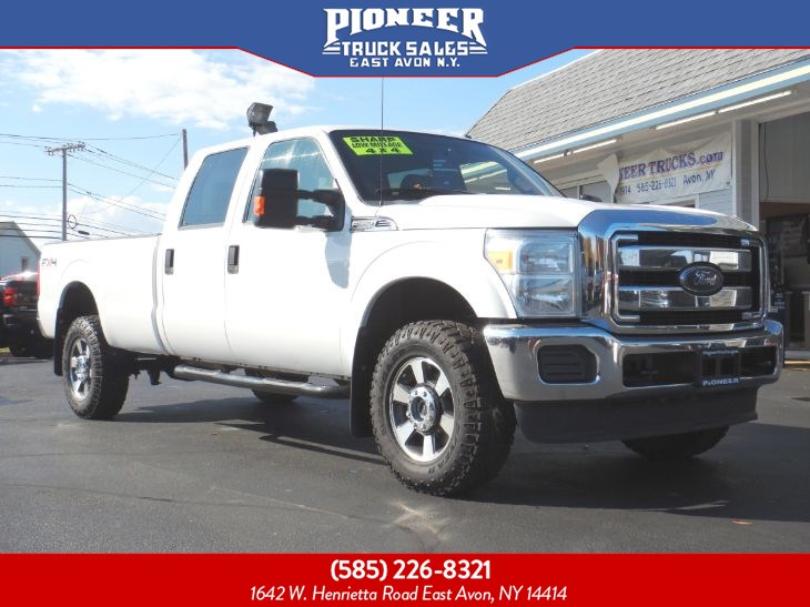 2014 Ford Super Duty F-350 SRW XLT LONG BOX