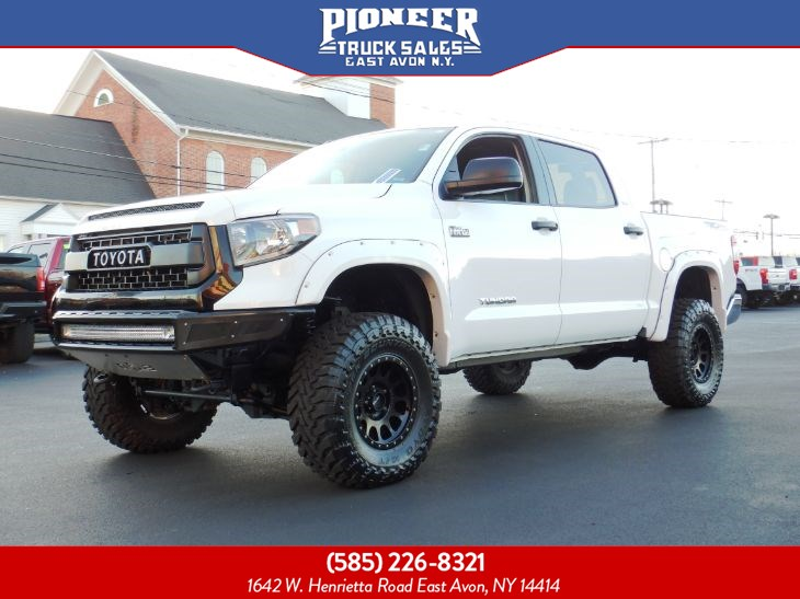 2018 Toyota Tundra 4WD SR5 CREWMAX TRD LIFTED