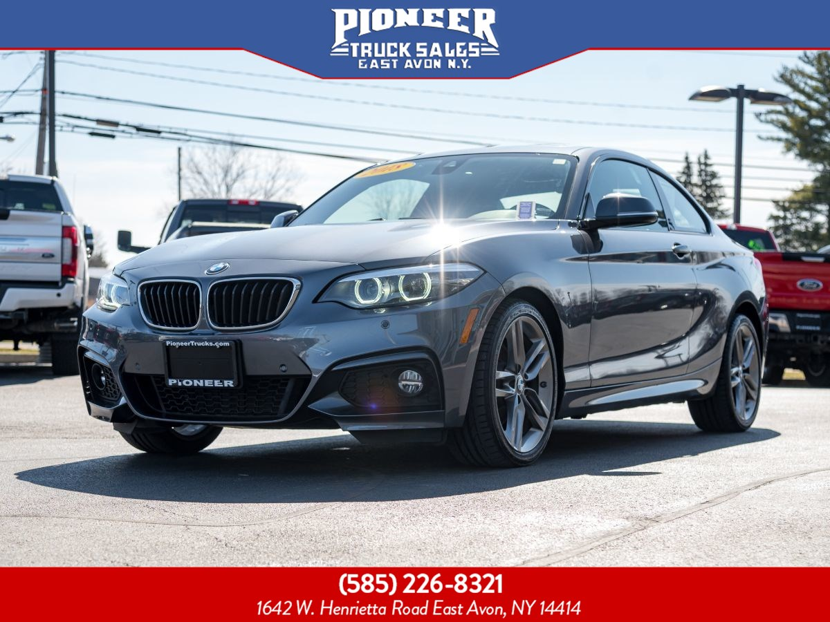 2018 BMW 2 Series 230i xDrive M Sport