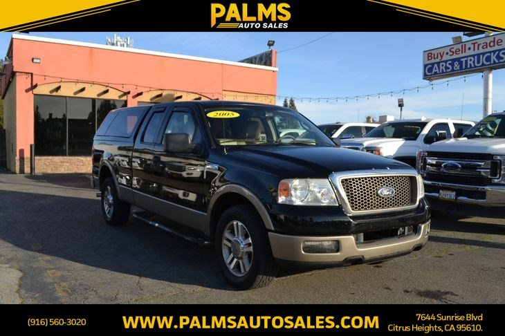 2005 Ford F-150 XLt Lariat Extended Cab