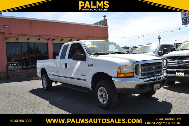 1999 Ford Super Duty F-250 4x4 Diesel Lariat