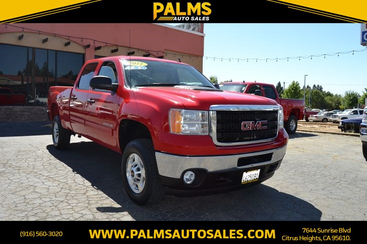 2011 GMC Sierra 2500HD 4x4 SLE short bed