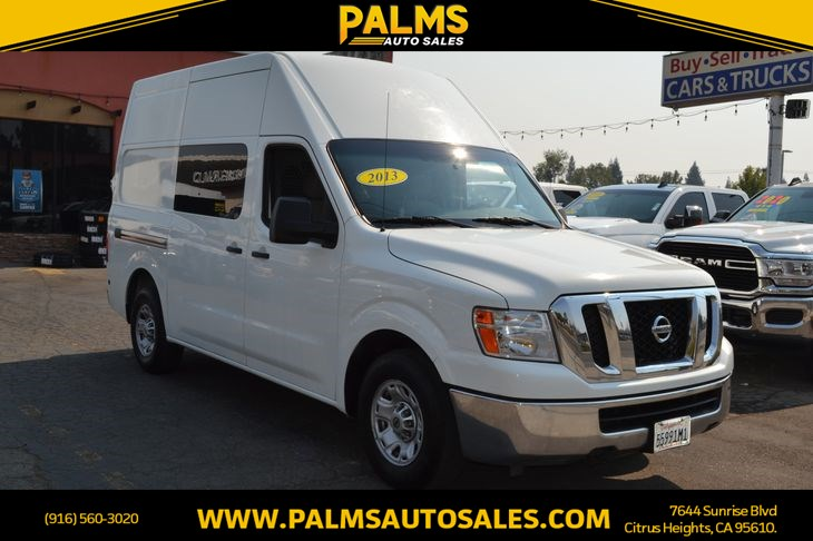 2013 Nissan NV 3500 High Roof SV