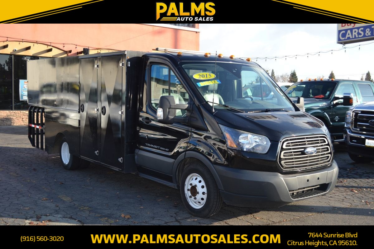 2015 Ford Transit Chassis Cab Diesel