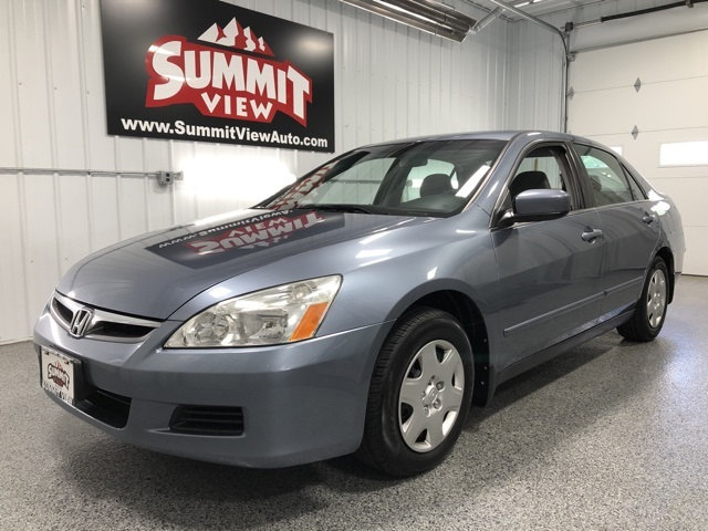 2007 Honda Accord Sdn LX 2.4
