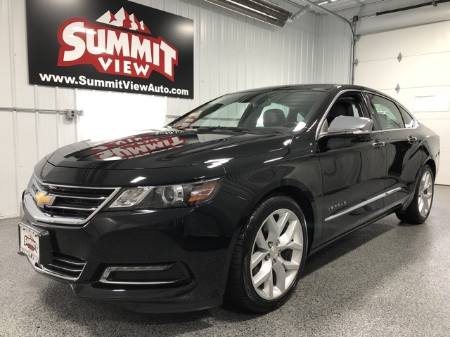 Sold 2015 Chevrolet Impala Ltz 2lz In Spencerport