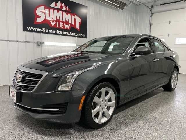 2016 Cadillac ATS Sedan 2.0L Turbo