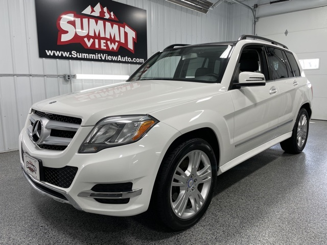 2013 Mercedes-Benz GLK 350 GLK 350 4MATIC®