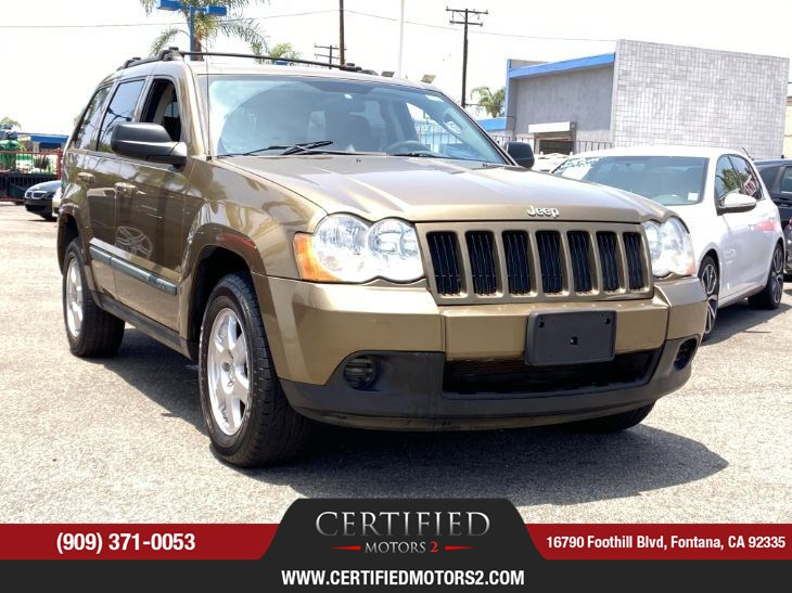 2009 Jeep Grand Cherokee Laredo-AWD
