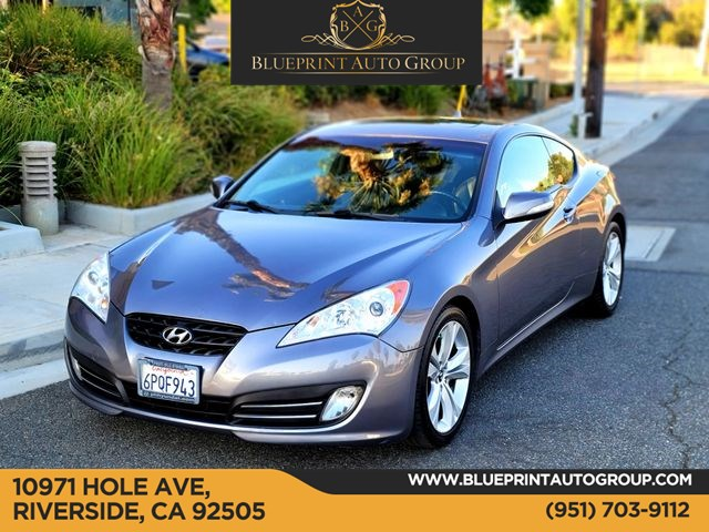 2011 Hyundai Genesis Coupe 3.8 Grand Touring Coupe 2D