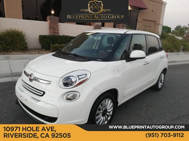 2014 FIAT 500L Easy Hatchback 4D