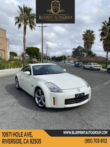 2006 Nissan 350Z Touring Coupe 2D