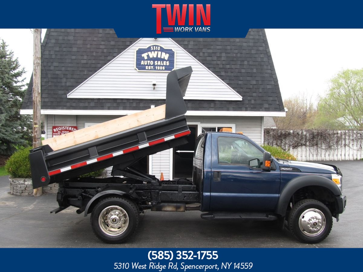 2014 Ford Super Duty F-550 DRW