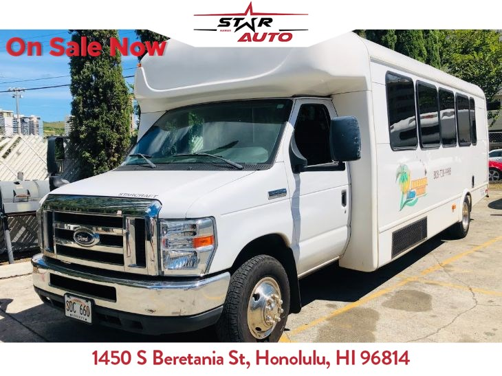 2014 Ford Econoline Commercial Cutaway E Series