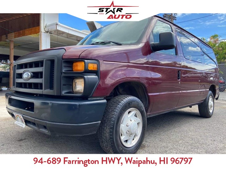 2008 Ford Econoline Wagon E-350 SD XL