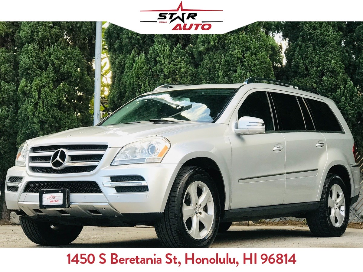 2012 Mercedes-Benz GL 450 GL 450 4MATIC