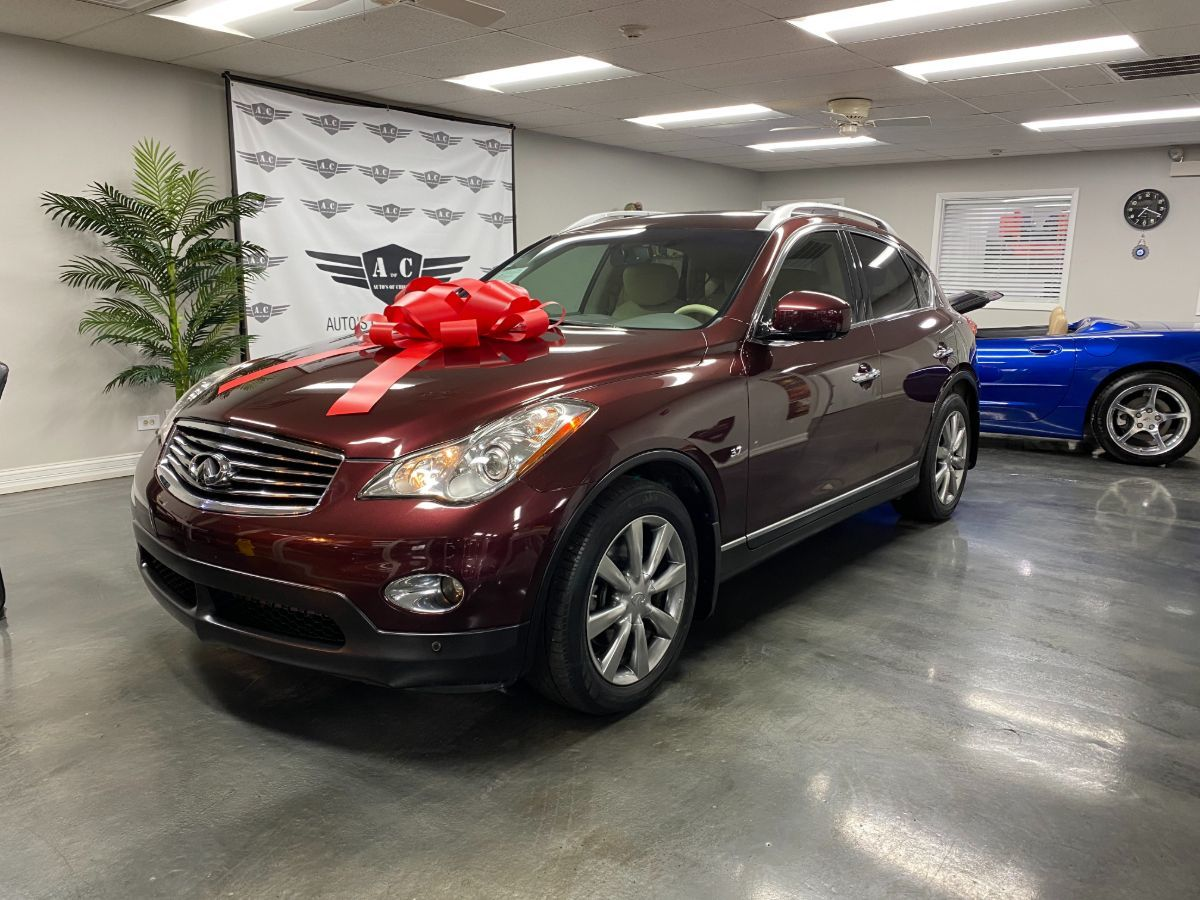 2014 INFINITI QX50 Journey PREMIUM PACKAGE