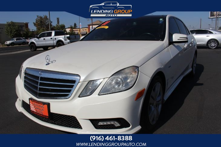 2011 Mercedes-Benz E 350 E 350 BlueTEC Luxury
