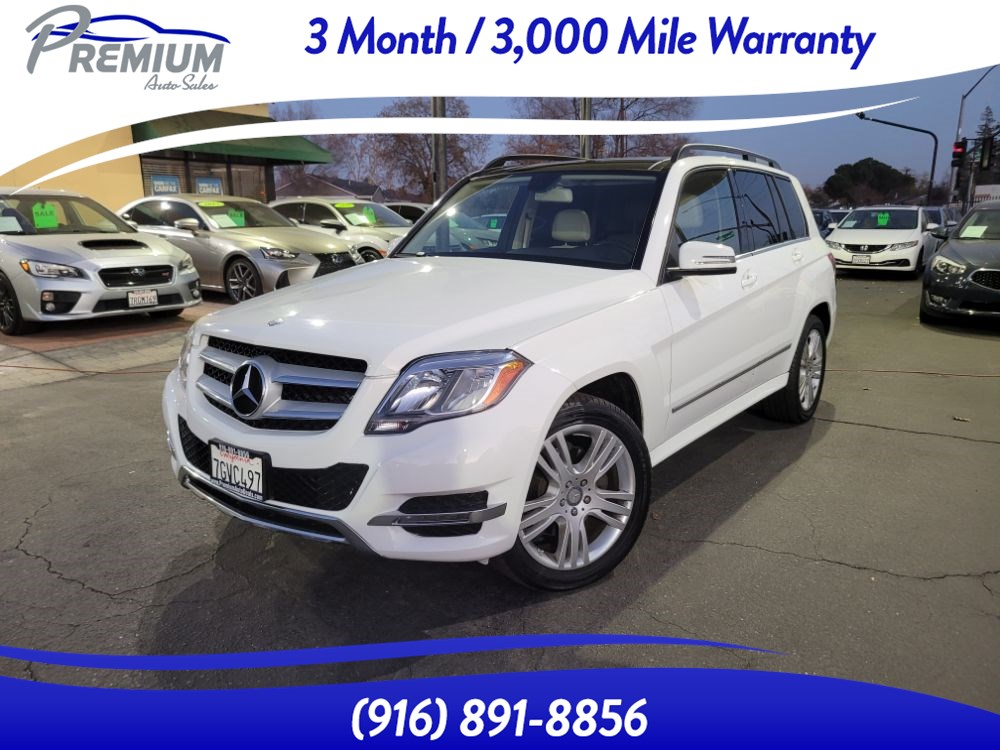 2015 Mercedes-Benz GLK 350-SUNROOF-HEATED SEATS-EXTRA CLEAN