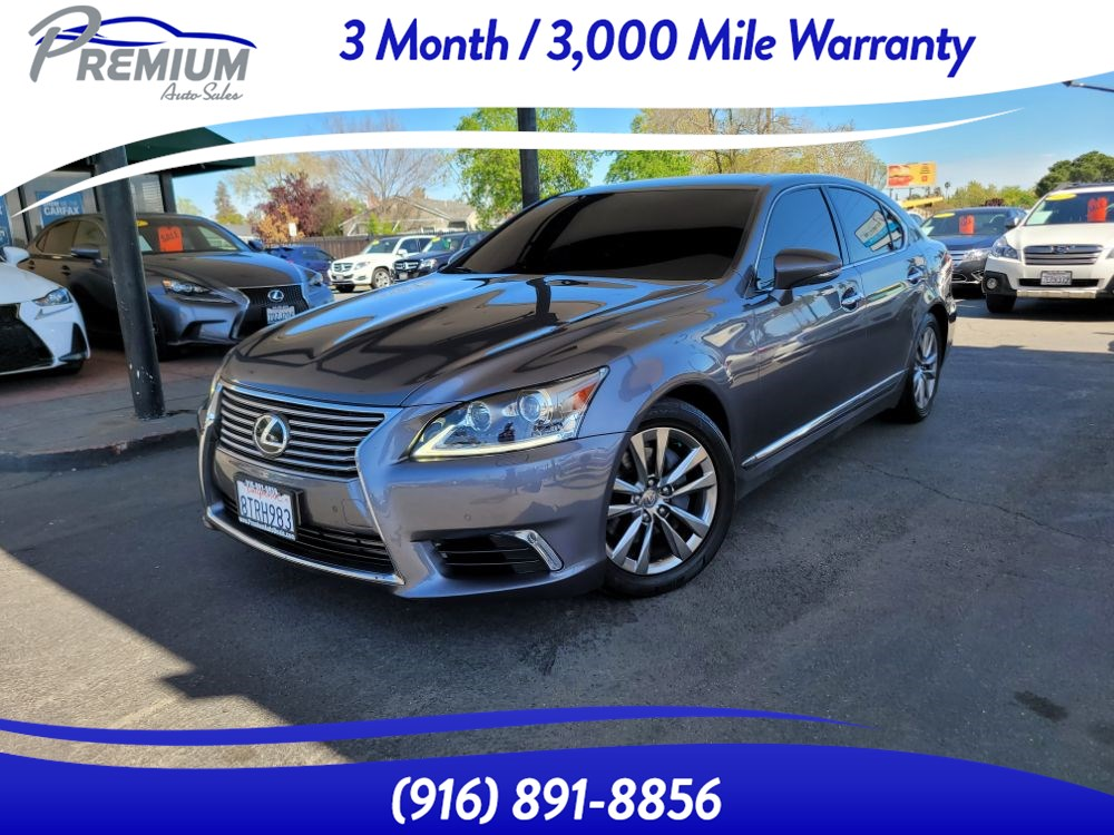 2014 Lexus LS 460 NAVI-BACKUP CAM-SUNROOF FULLY LOADED